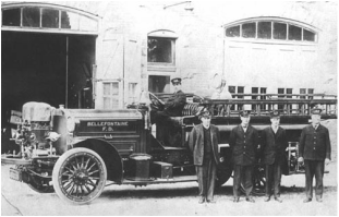Bellefontaine Fire Department History