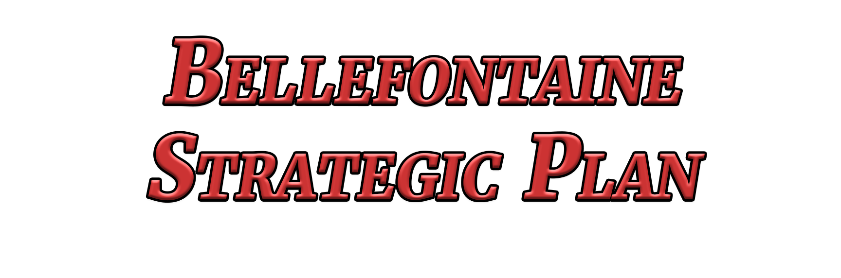 Bellefontaine Strategic Plan